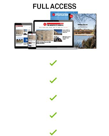 Architects Journal Print & Online